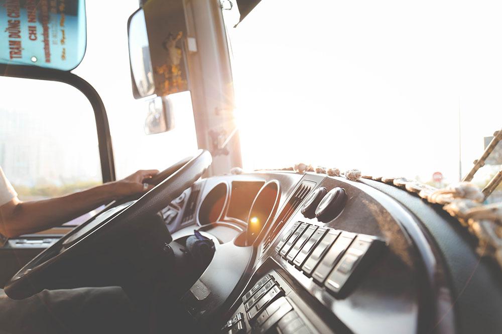 Direktfahrten Spedition IR Transporte